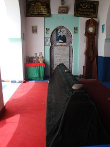 Tombe Youssef Ibn Tachfine, by Safaa.2009