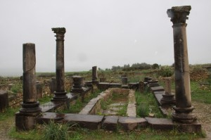 Vestiges à Volubilis, by Safaâ