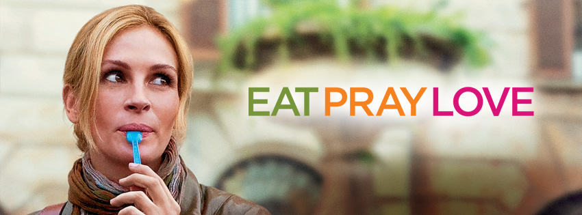 Eat, pray and love