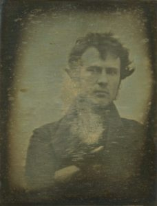 The first ever Selfie Robert Cornelius