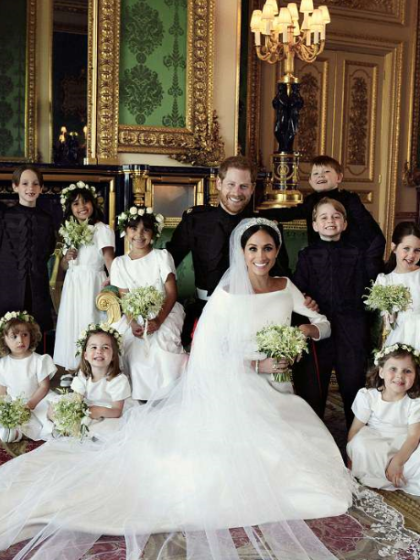 Royal wedding ou la soif de la joie